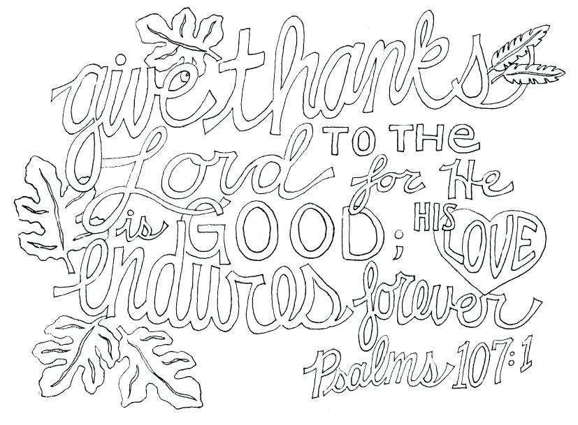 827x609 Free Christian Thanksgiving Coloring Pages Thanksgiving Free
