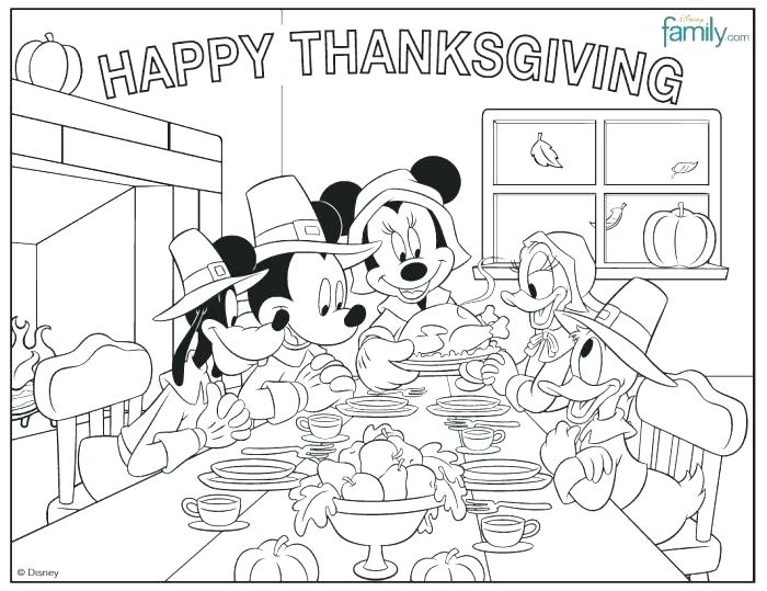 700x539 Thanksgiving Color Pages Stunning Thanksgiving Coloring Page New
