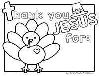 200x155 Thanksgiving Coloring Pages For Toddlers Download Coloring Page
