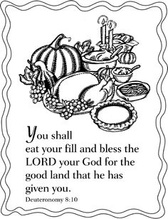 236x308 Thanksgiving Coloring Pages Scripture Give Thanks