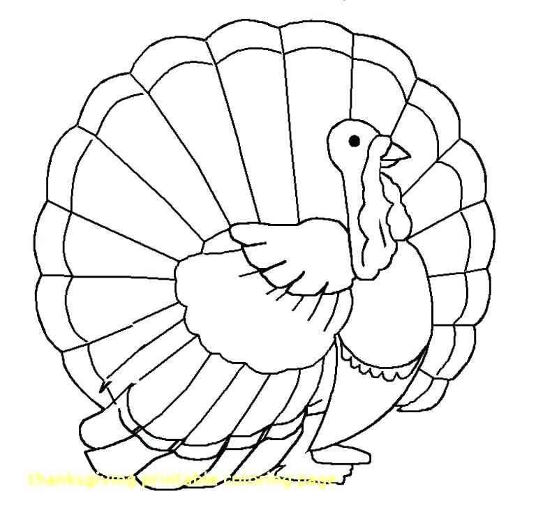 768x744 Turkey Printable Coloring Pages Printable Coloring Pages
