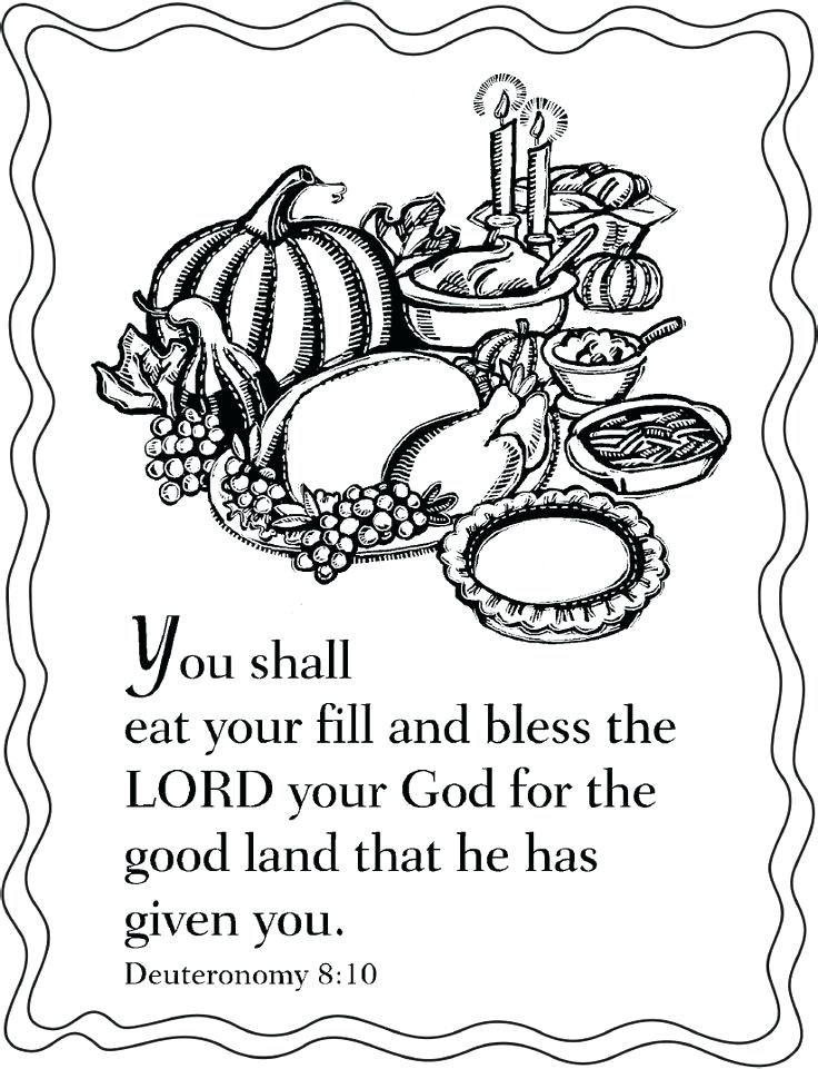 736x961 Christian Thanksgiving Coloring Pages Free Christian Thanksgiving