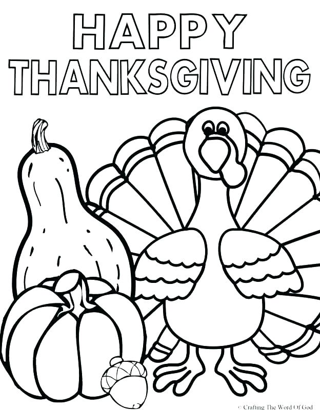 624x800 Printable Christian Thanksgiving Coloring Pages Professional