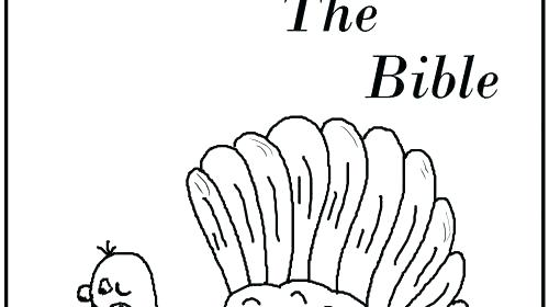500x280 Bible Thanksgiving Coloring Pages Printables Christian