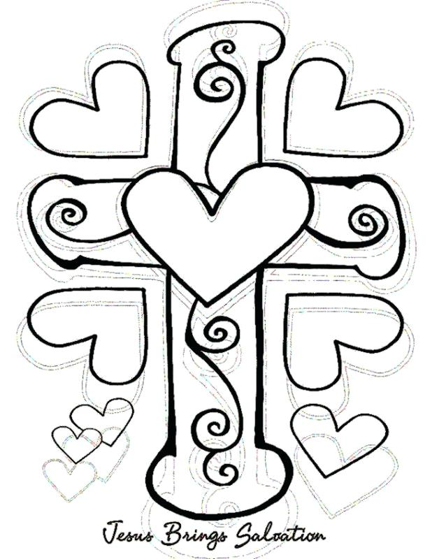 638x800 Coloring Pages Christian Valentine Coloring Pages