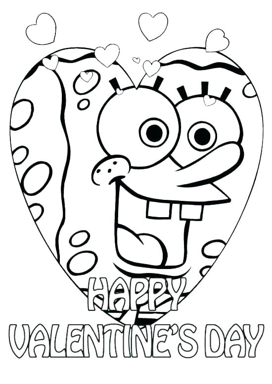 550x778 New Free Valentine Coloring Pages For Kids Printable Christian