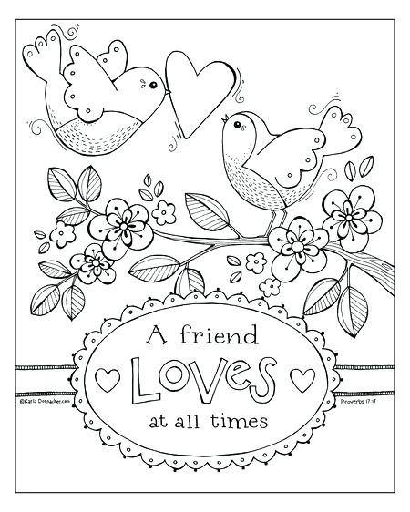 450x562 Valentine Christian Coloring Pages Christian Valentine Coloring
