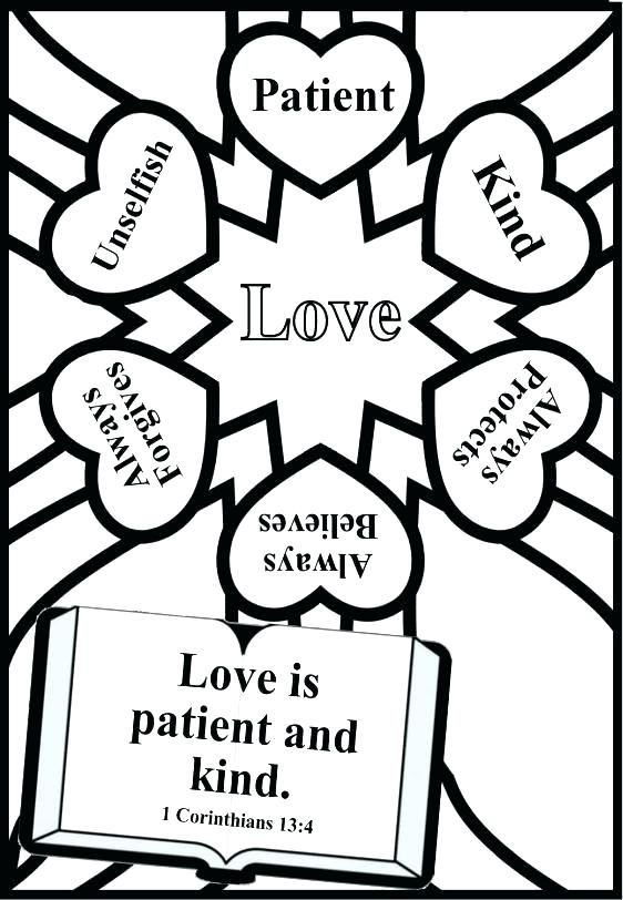 562x812 Christian Valentine Coloring Pages Coloring Pages Christian