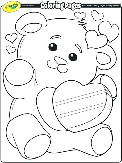 420x560 Printable Valentines Day Coloring Pages Christian Valentines Day