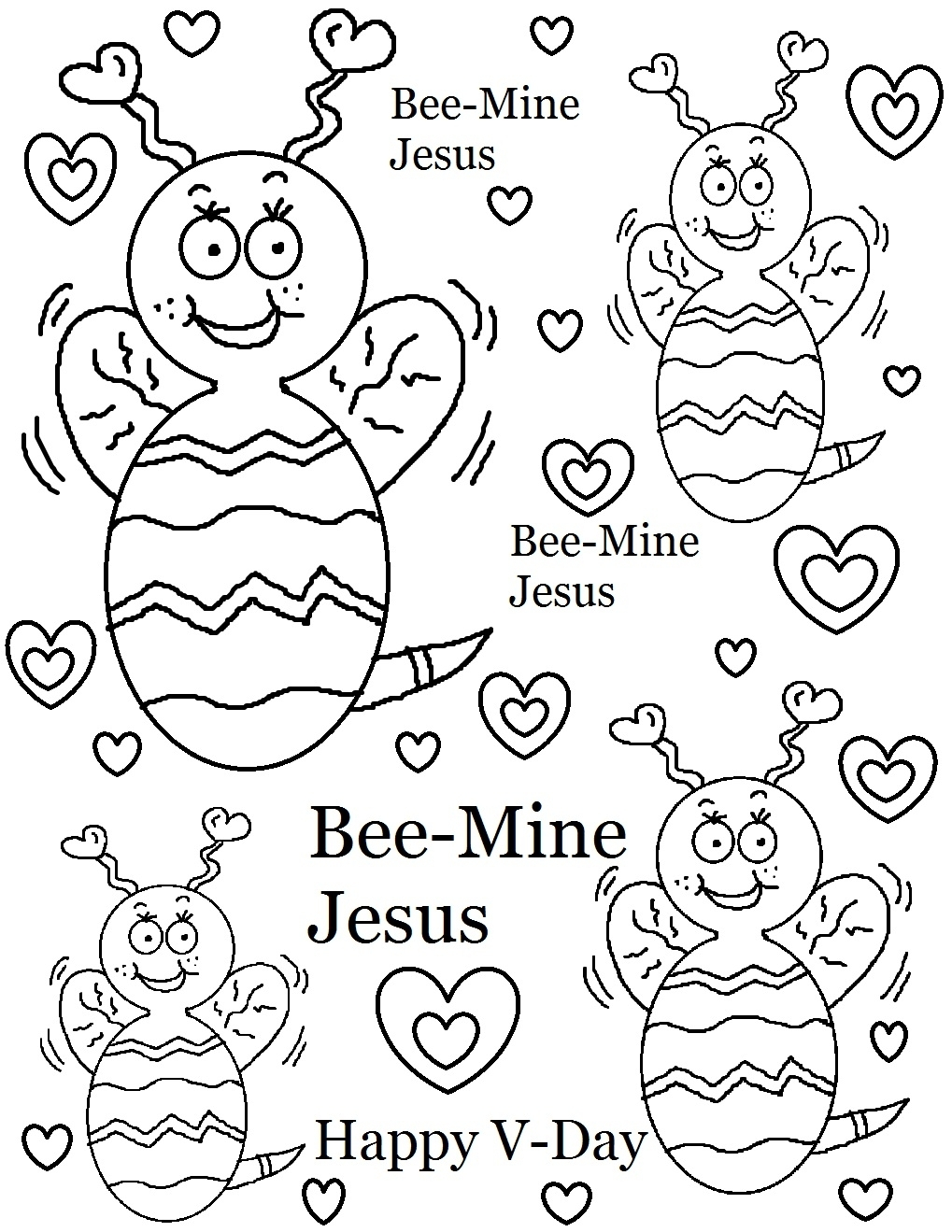 1019x1319 Coloring Page Christian Valentine Coloring Pages Coloring Page