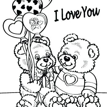 350x350 Happy Valentines Day Coloring Valentines Day Coloring Pages