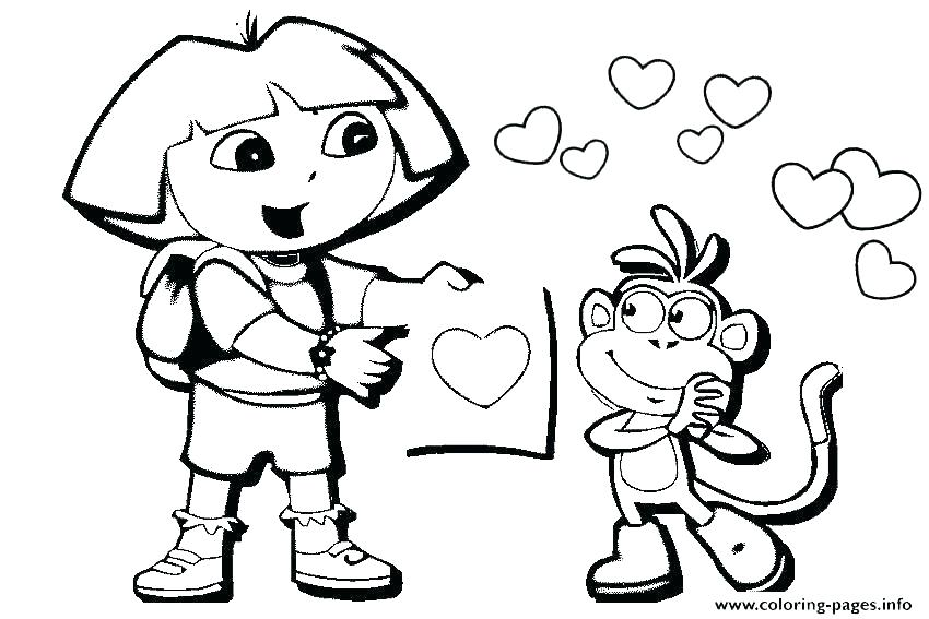 850x567 Printable Valentines Day Coloring Pages For Adults Free Be