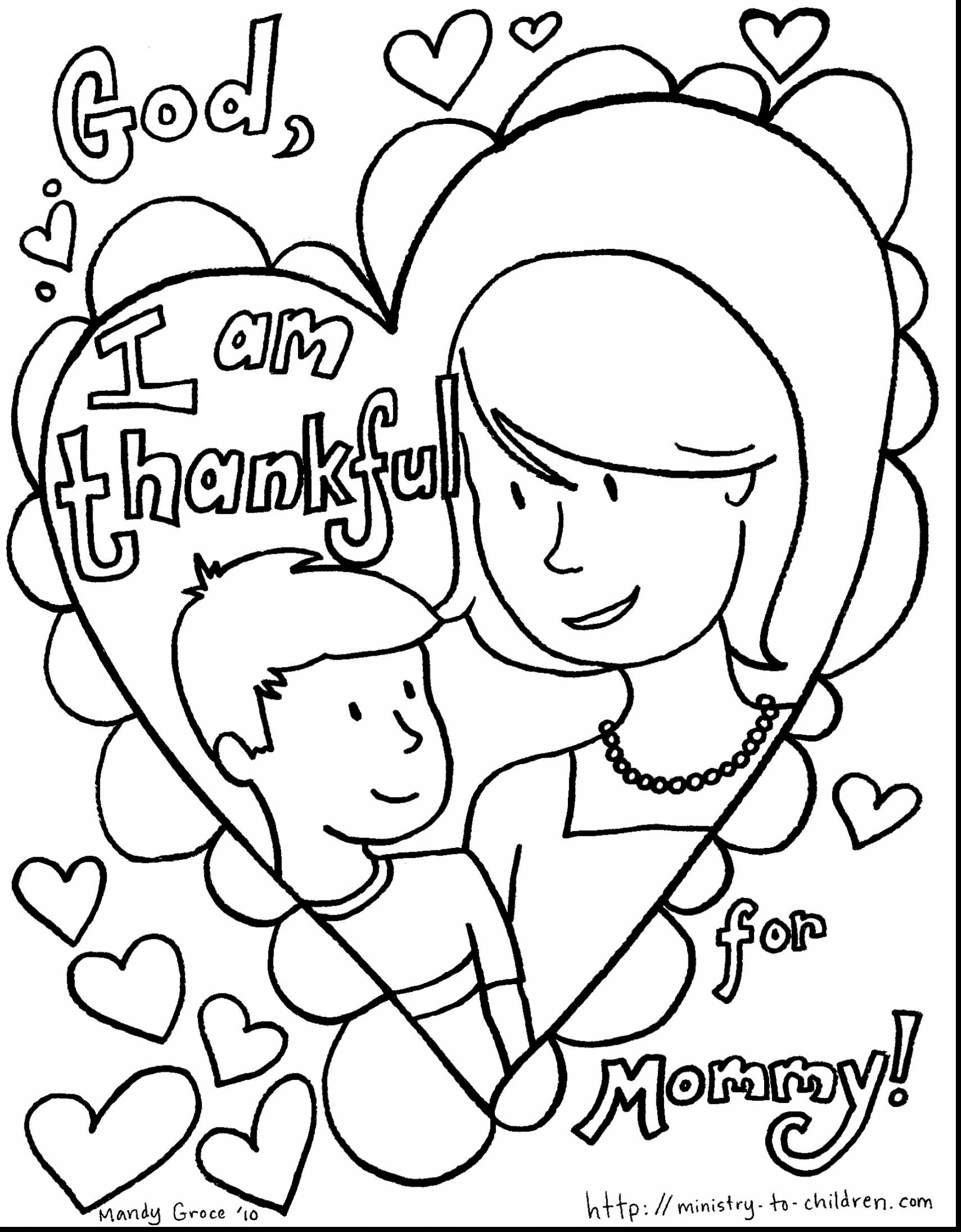 1870x2396 Happy Valentines Day Mom Coloring Pages Magnificent Christian