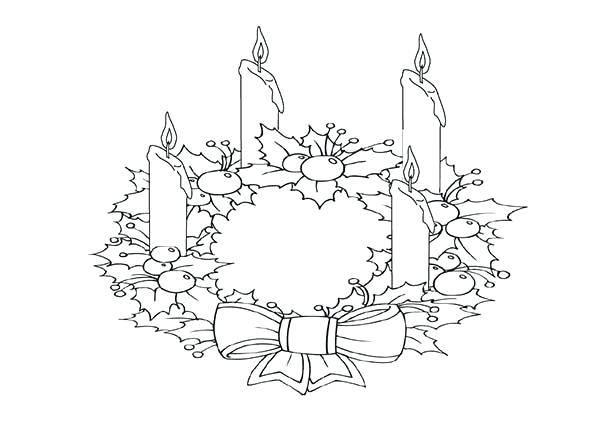 600x424 Advent Coloring Pages Advent Nativity Of Advent Coloring Pages