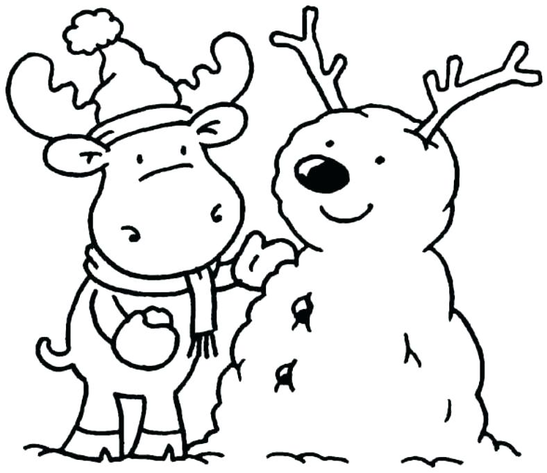 788x681 Free Printable Holiday Coloring Pages Free Printable Holiday