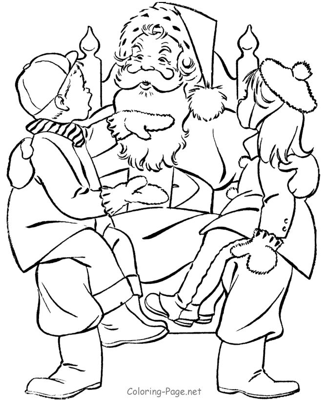 670x820 Best Christmas Winter New Years Coloring Pages Images