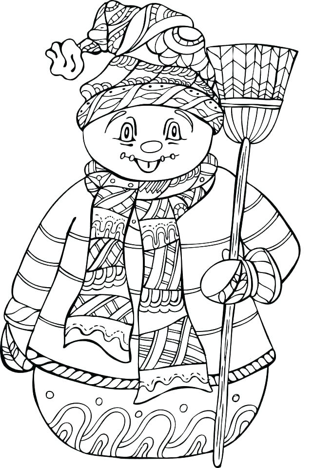 642x960 Winter Coloring Pages For Kids Sonic Coloring Pages Coloring Pages