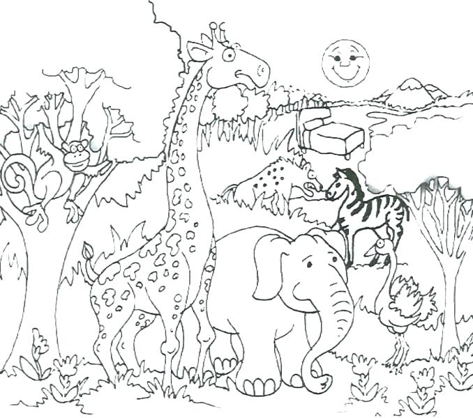 678x600 Christmas Around World Coloring Pages Get Christmas Around