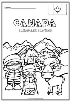 242x350 Christmas Around The World Coloring Pages