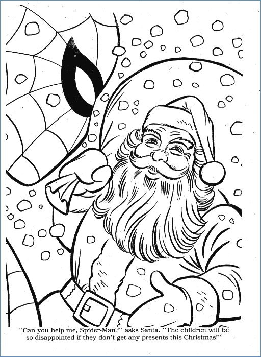 512x699 Cute Christmas Bear Coloring Page