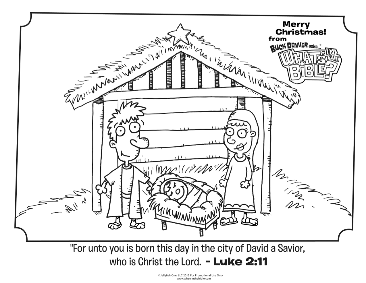 1274x986 Luke Christmas Coloring Page