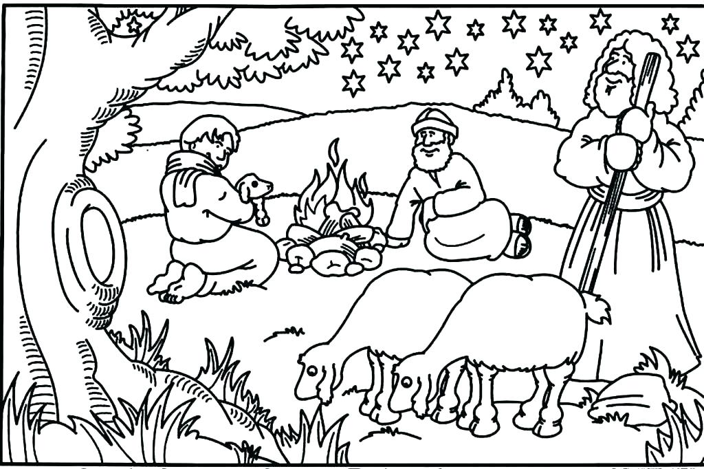 1024x682 Bible Coloring Pages Coloring Pages Bible Stories Printable