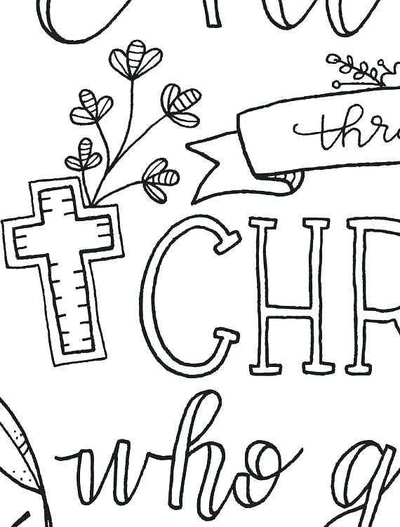 570x751 Bible Verse Coloring Page Bible Coloring Pages Christian Bible
