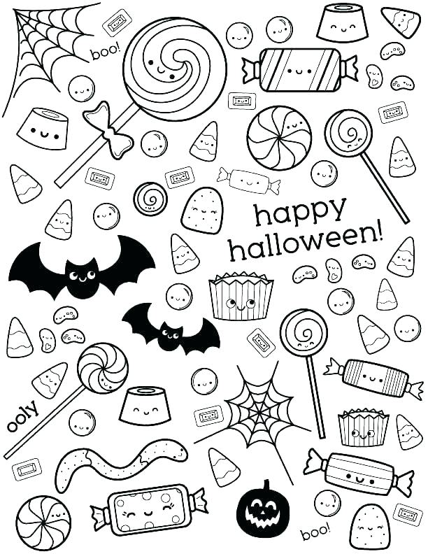 612x792 Coloring Pages Of Candy Candy Cane Coloring Pages Candy Cane