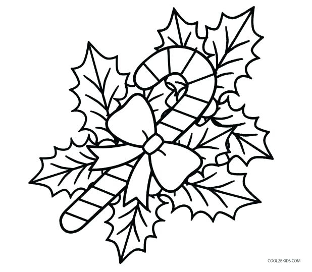 618x539 Candy Cane Coloring Page Candy Cane Color Page Candy Cane Coloring