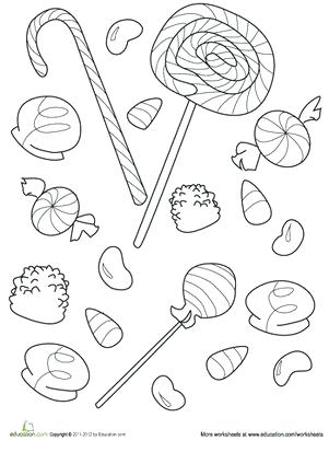 301x413 Candy Coloring Page Candy Coloring Pages Candy Coloring Pages