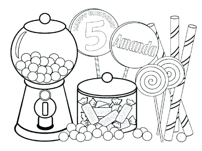 689x517 Christmas Candy Coloring Pages Candy Coloring Pages Candy Coloring