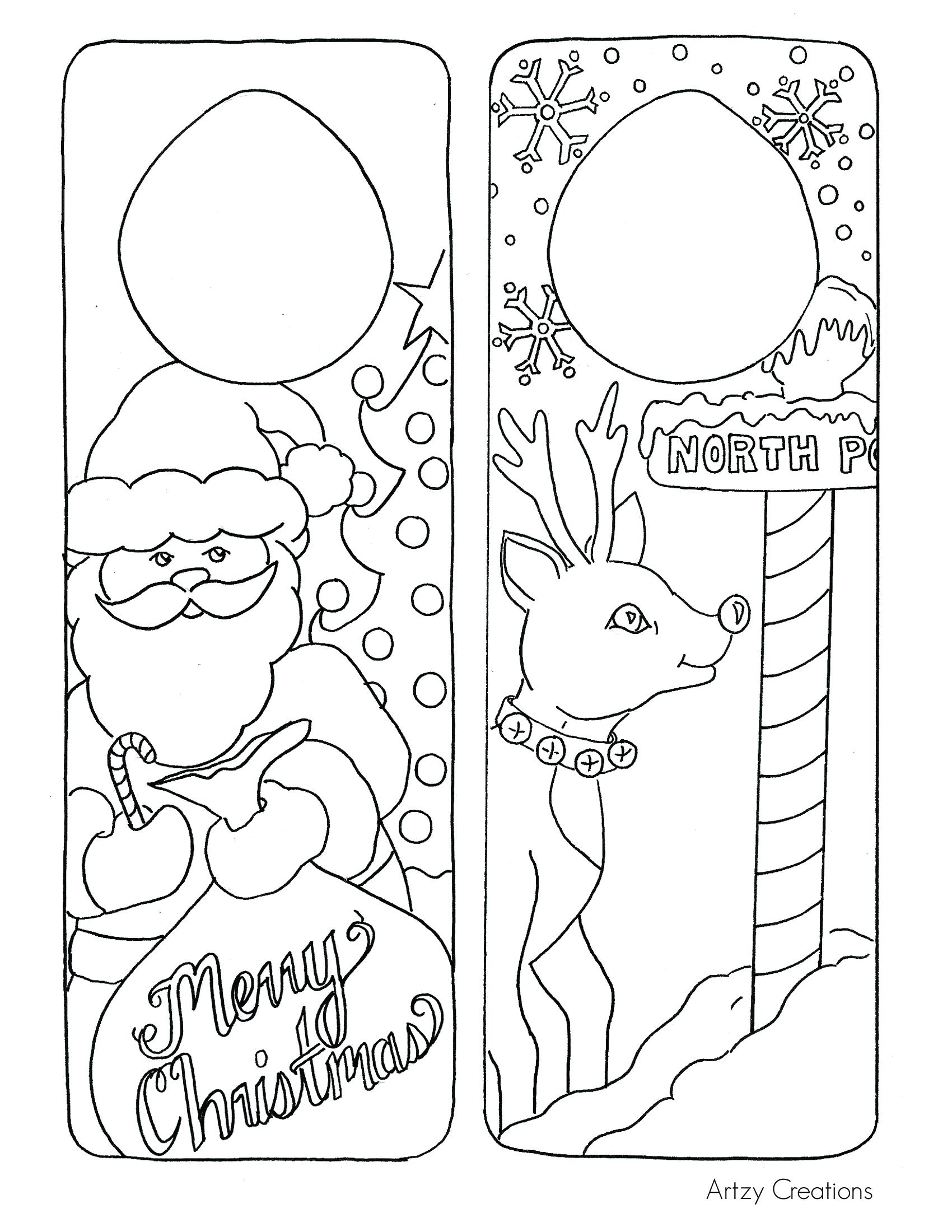 Printable Christmas Cards To Color.Christmas Card Coloring Pages At Getdrawings Com Free For