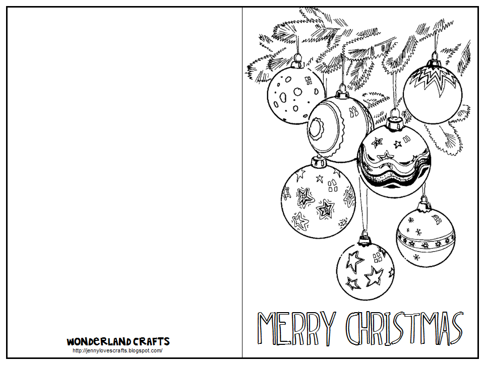 962x725 Christmas Cards Coloring Sheets Christmas Cards For Kids