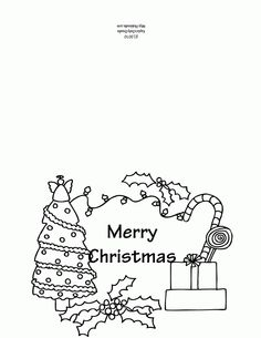 236x305 Free Online Printable Christmas Cards
