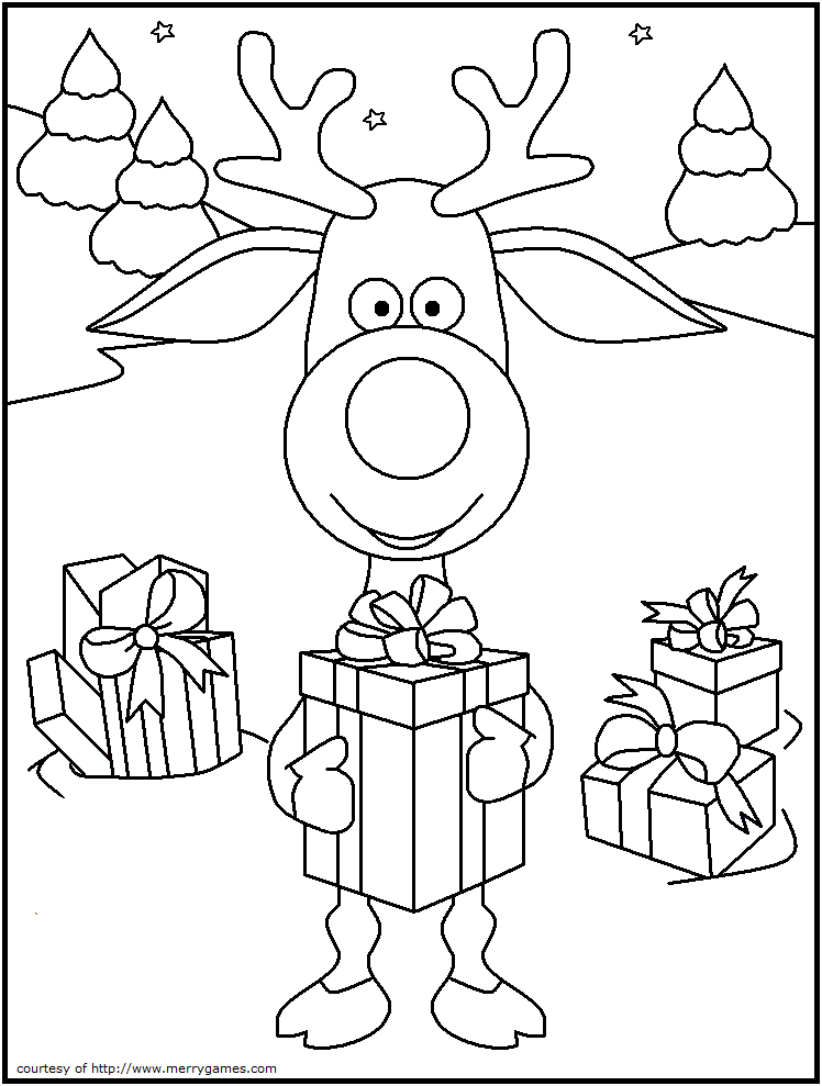 photo regarding Printable Christmas Cards Black and White referred to as Xmas Card Printable Coloring Webpages at