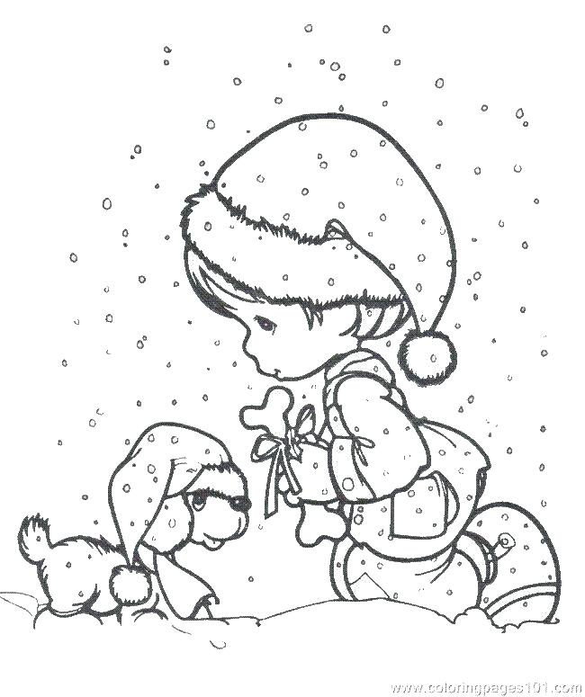 650x775 Cartoons Coloring Pages Christmas Cartoon Coloring Pages Printable