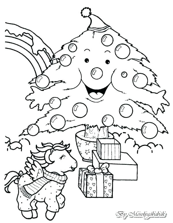 600x770 My Little Pony Christmas Coloring Pages Colouring Pages My Little