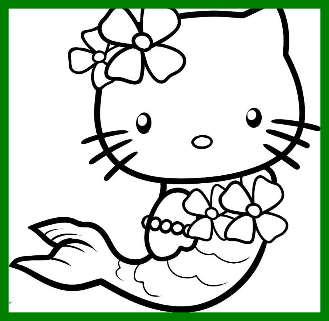 Christmas Cat Coloring Pages at GetDrawings | Free download