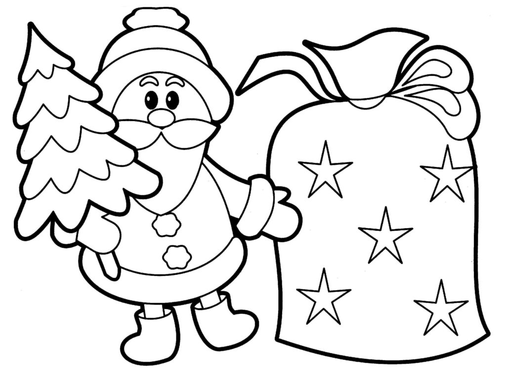 1024x780 Christmas Coloring Pages For Children's Church