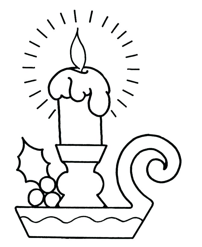 670x820 Christmas Coloring Pages Free Printables Simple Coloring Pages