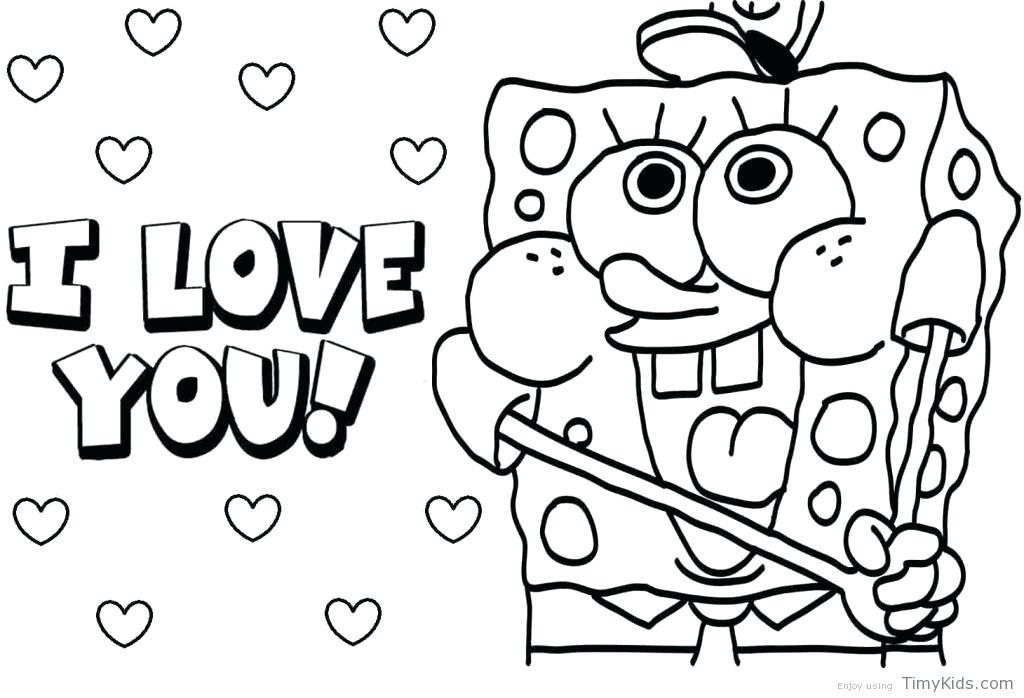 1024x698 Free Printable Spongebob Coloring Pages Coloring Pages Free