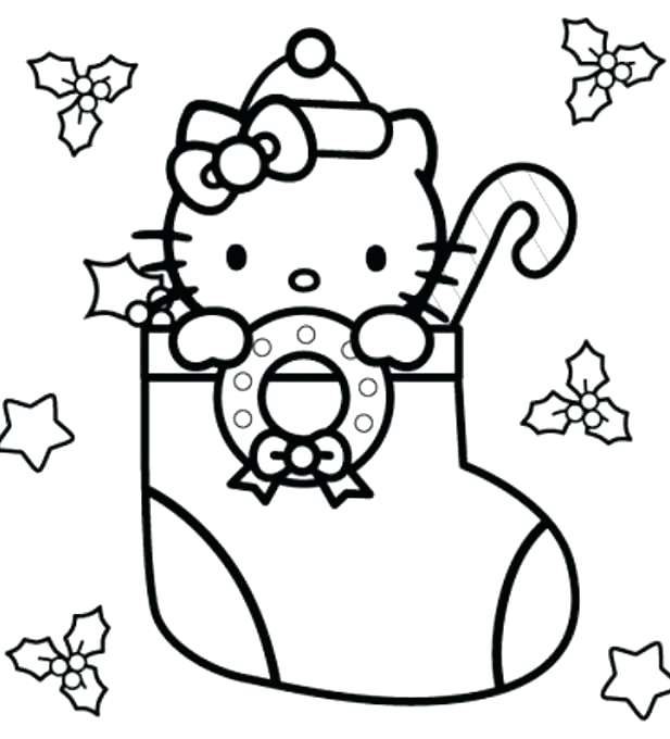 617x680 Free Santa Coloring Pages Free Ornament Coloring Page Creations