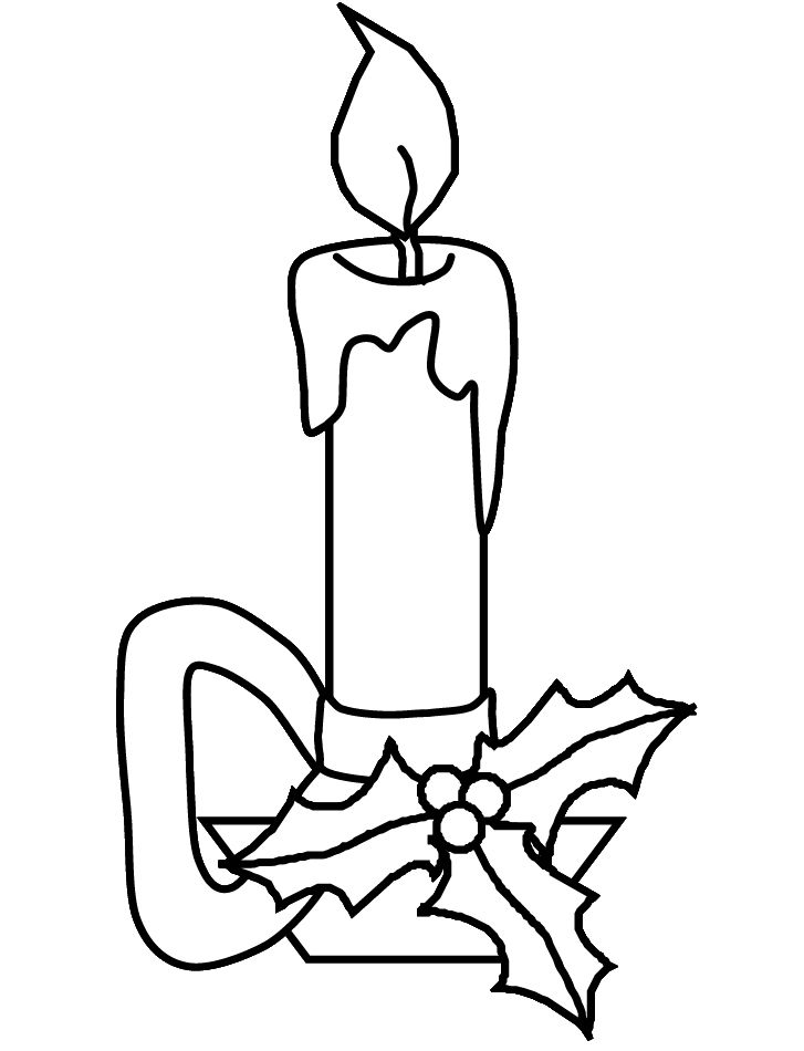 727x950 Black And White Christmas Coloring Pages Free Printable
