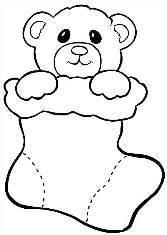 567x794 Preschool Christmas Coloring Pages Preschool Coloring Pages