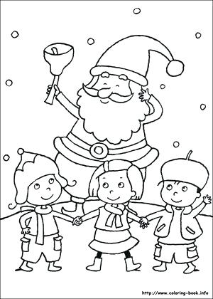 300x420 Awesome Christmas Coloring Pages Kids Or Colouring Pages