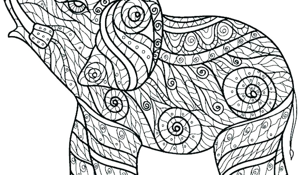1024x600 Christmas Coloring Pages Difficult For Adults Difficult Coloring
