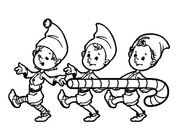 600x470 Elf Coloring Pages Elf On The Shelf Coloring Book Together