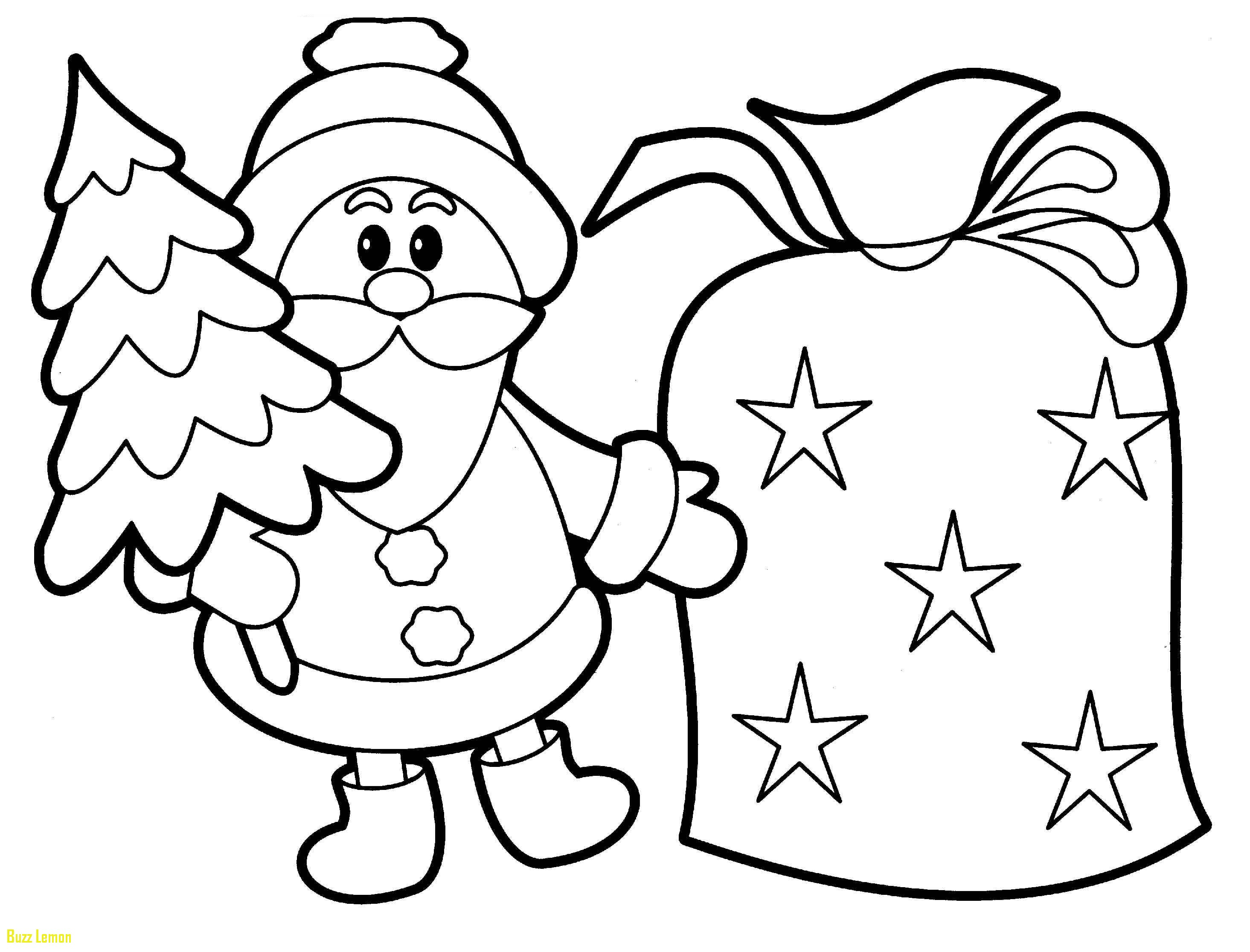 2930x2232 Fresh Christmas Coloring Pages For Kids Buzz Coloring