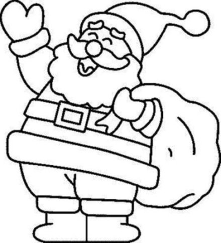 440x484 Christmas Coloring Pages For Kids Draw Coloring Pages