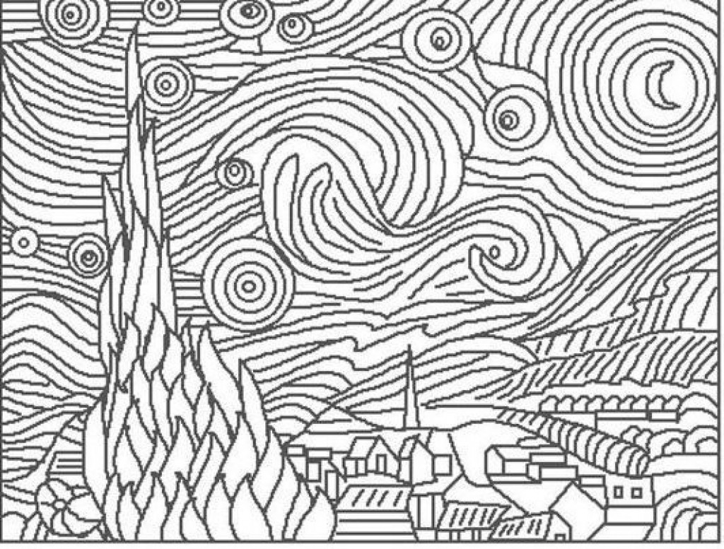 1024x777 Coloring Pages Middle School Christmas Coloring Pages